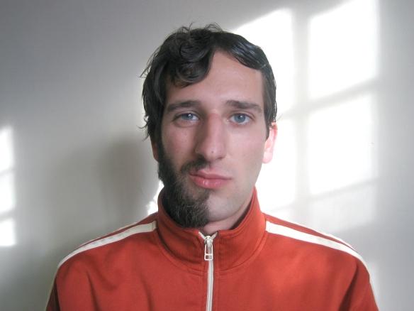 Chris Half Beard