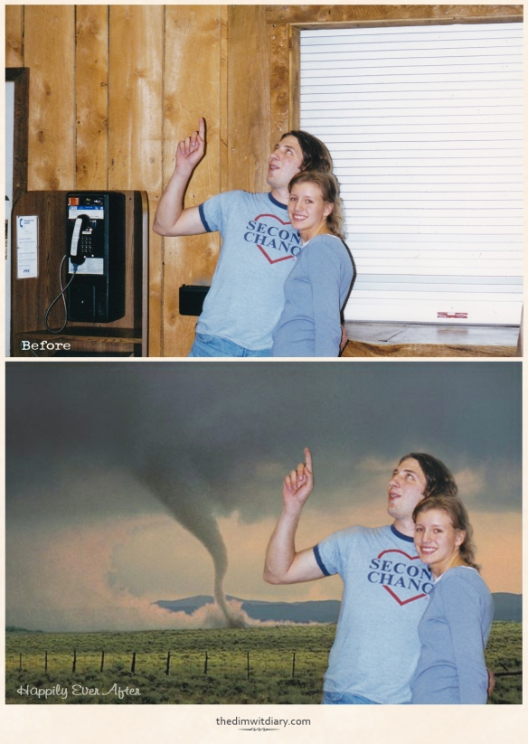 Tornado Watch Before And After