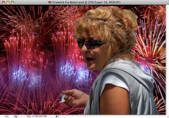 Firework Go Boom