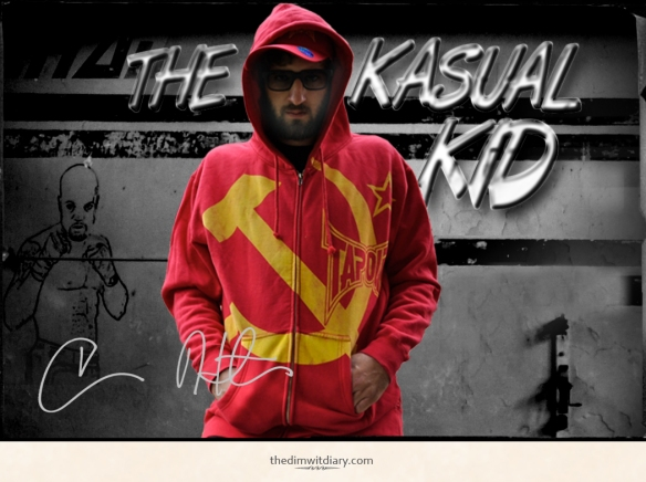 001 The Kasual Kid