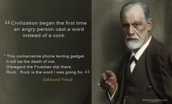Sigmond Freud