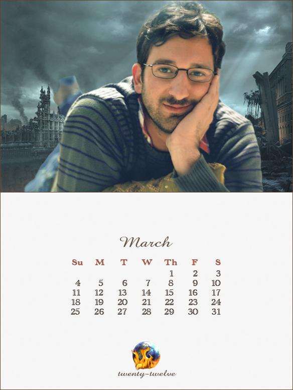 003 March Mayan Calendar