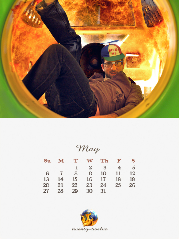 005 May Mayan Calendar