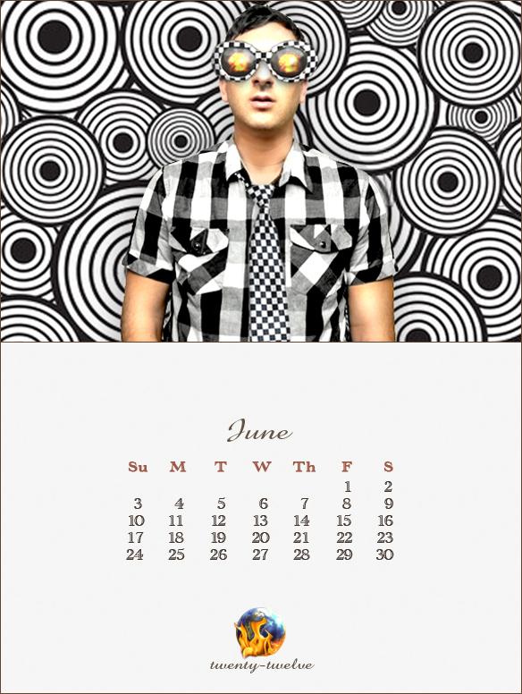 006 June Mayan Calendar