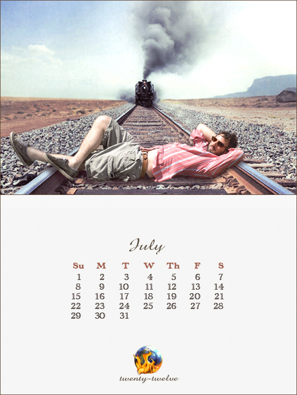 007 July Mayan Calendar