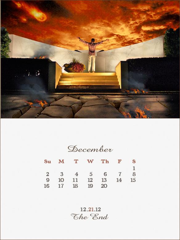 012 December Mayan Calendar